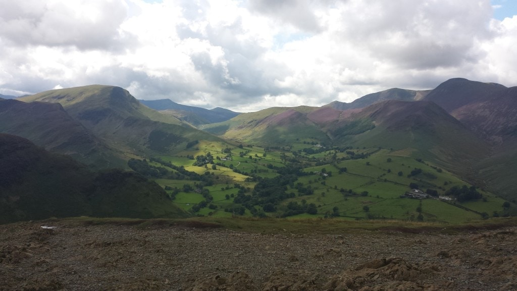 Two Weeks in the Lake District