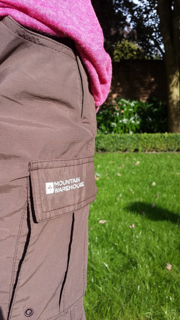 Packing for South America: Trekking Trousers
