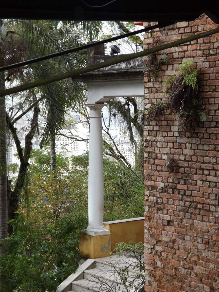 Parque das Ruinas, Santa Teresa