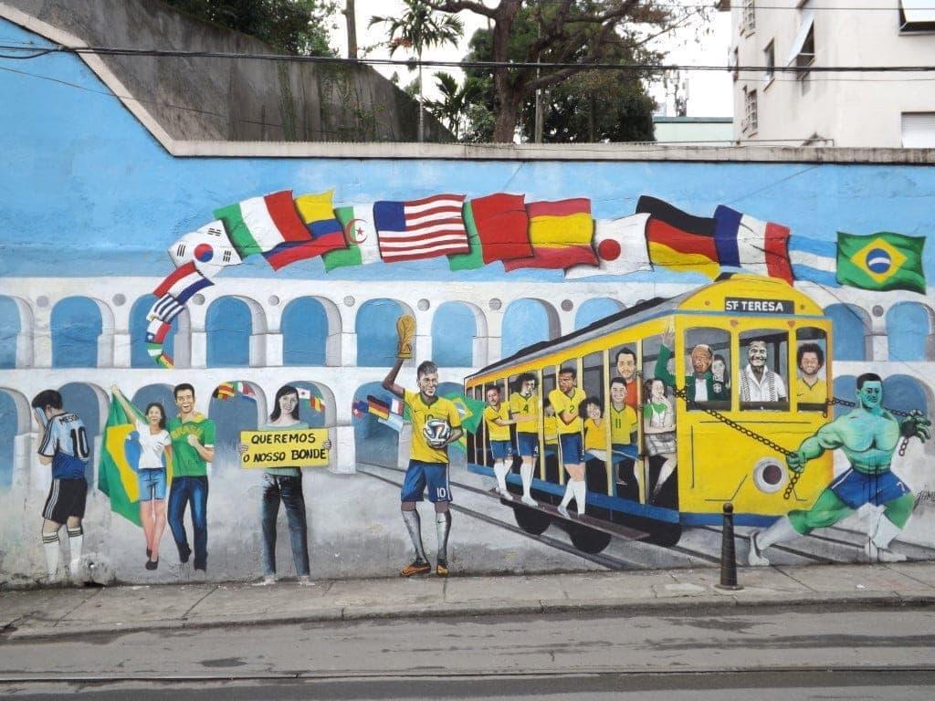Exploring Rio - Santa Teresa