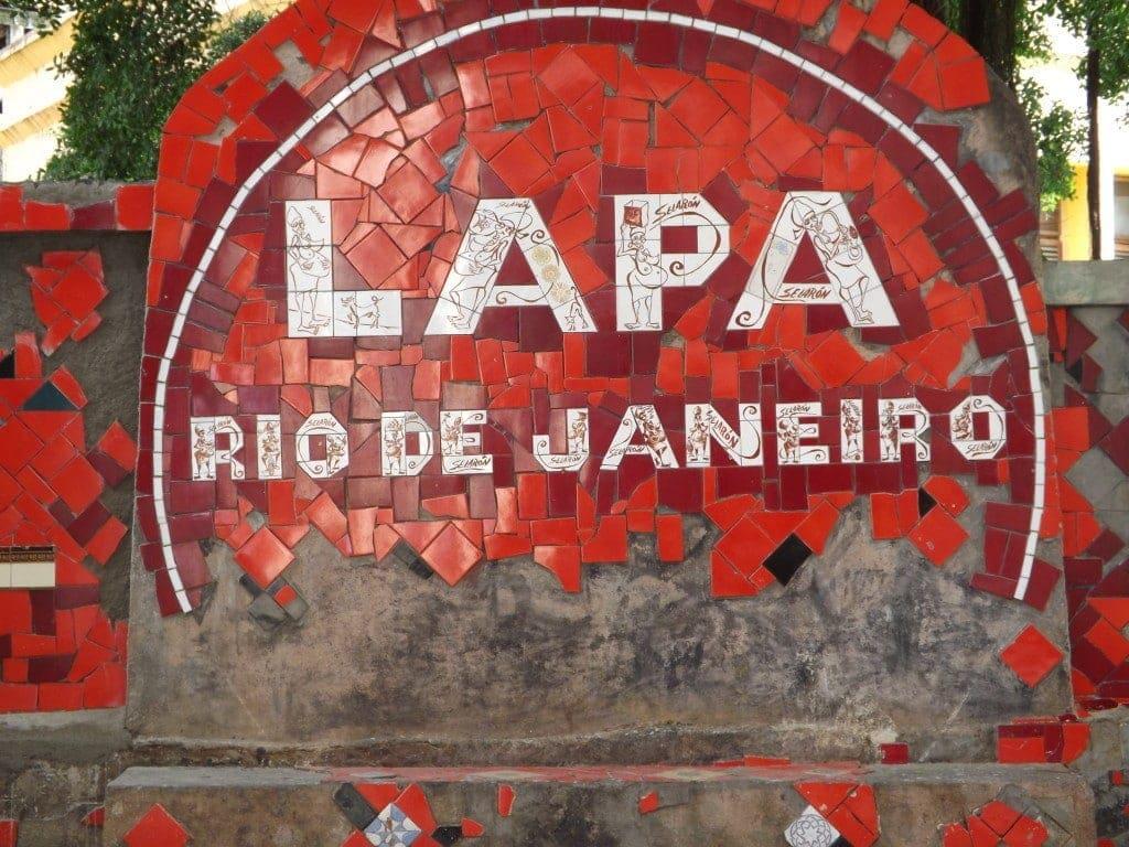 Exploring Rio - Lapa