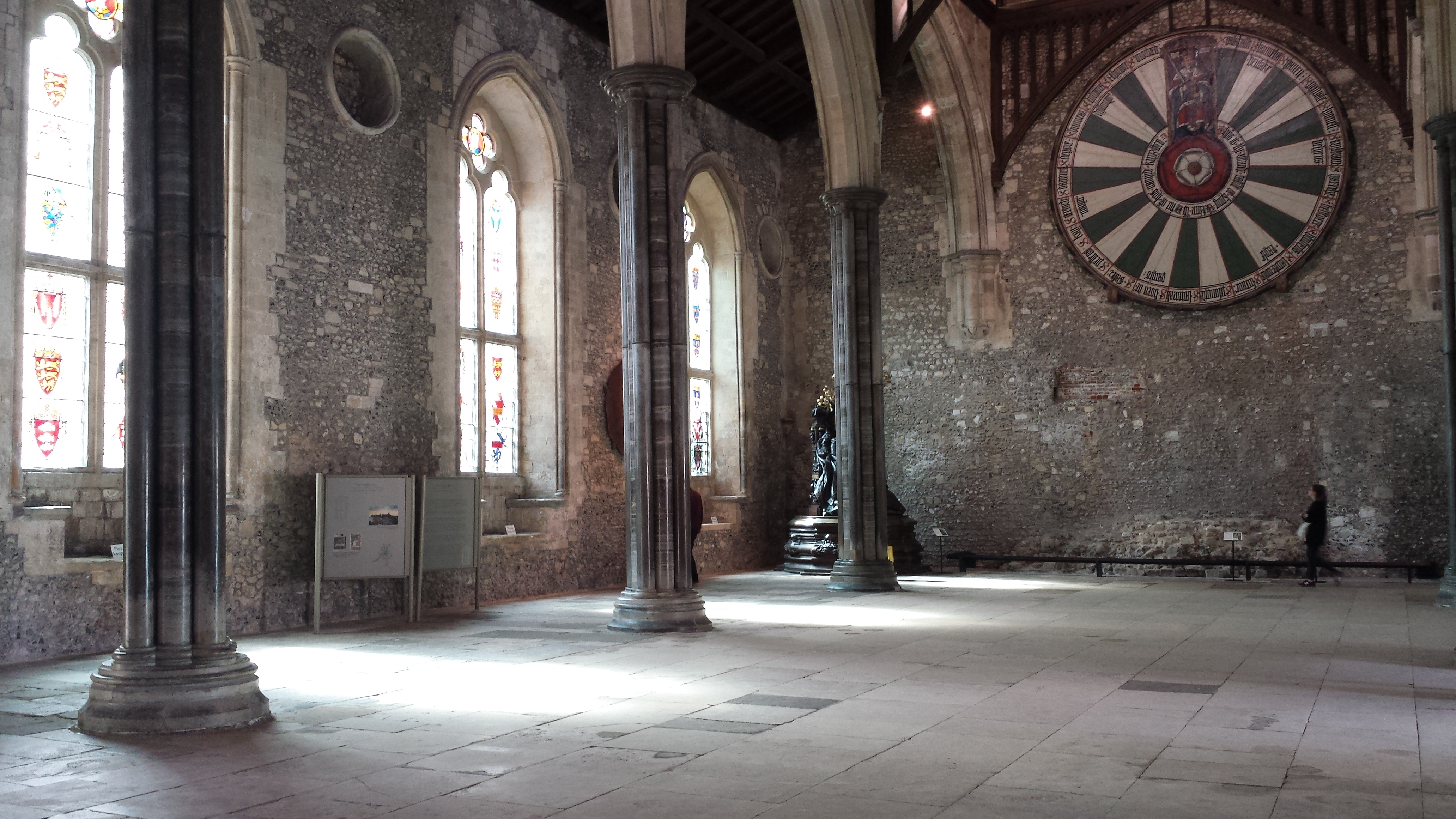 The Great Hall and the Round Table