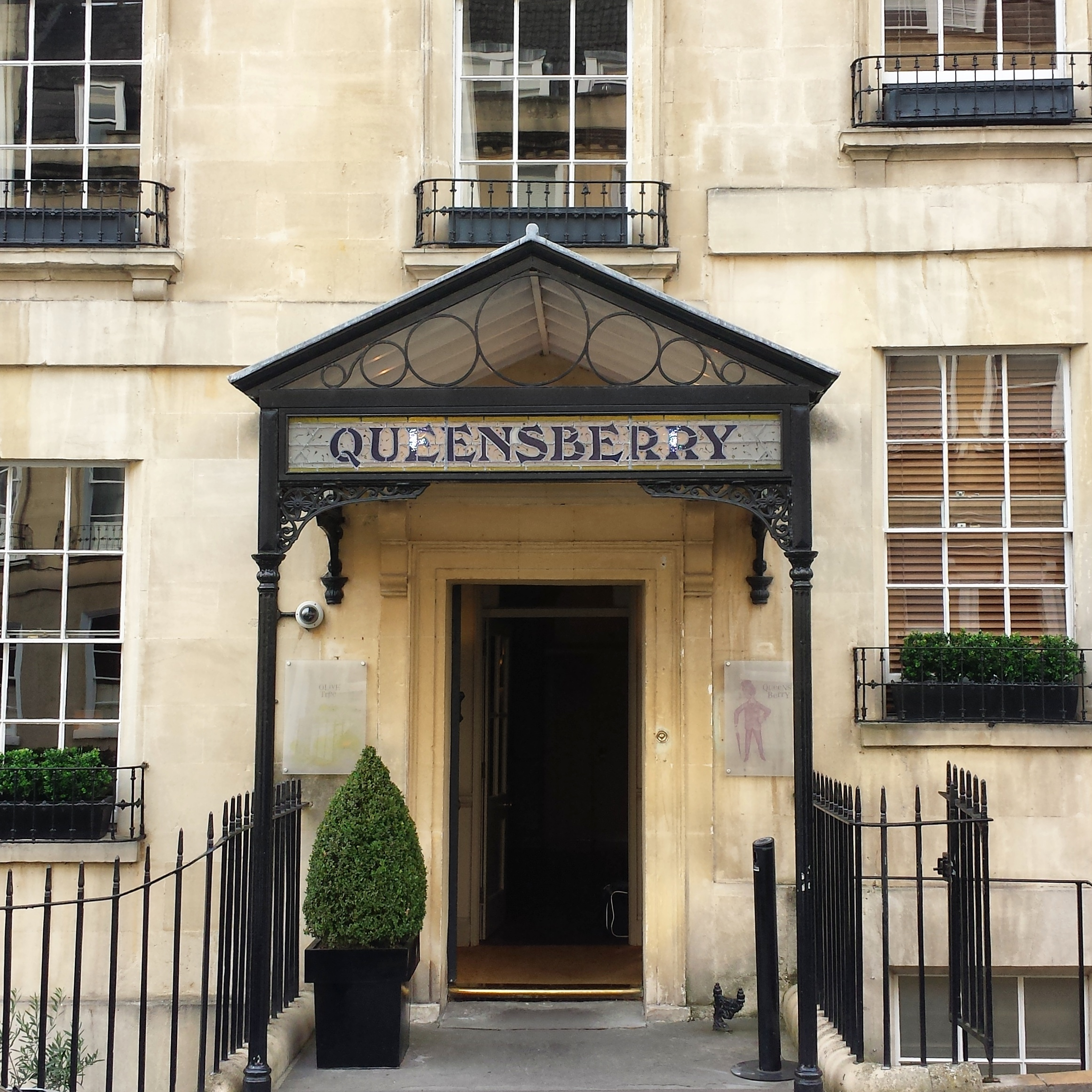 Queensberry Hotel Bath