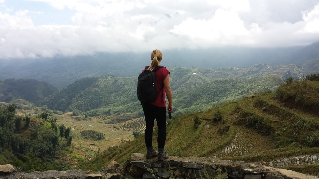 Accidental Off-Road Hiking in Sapa