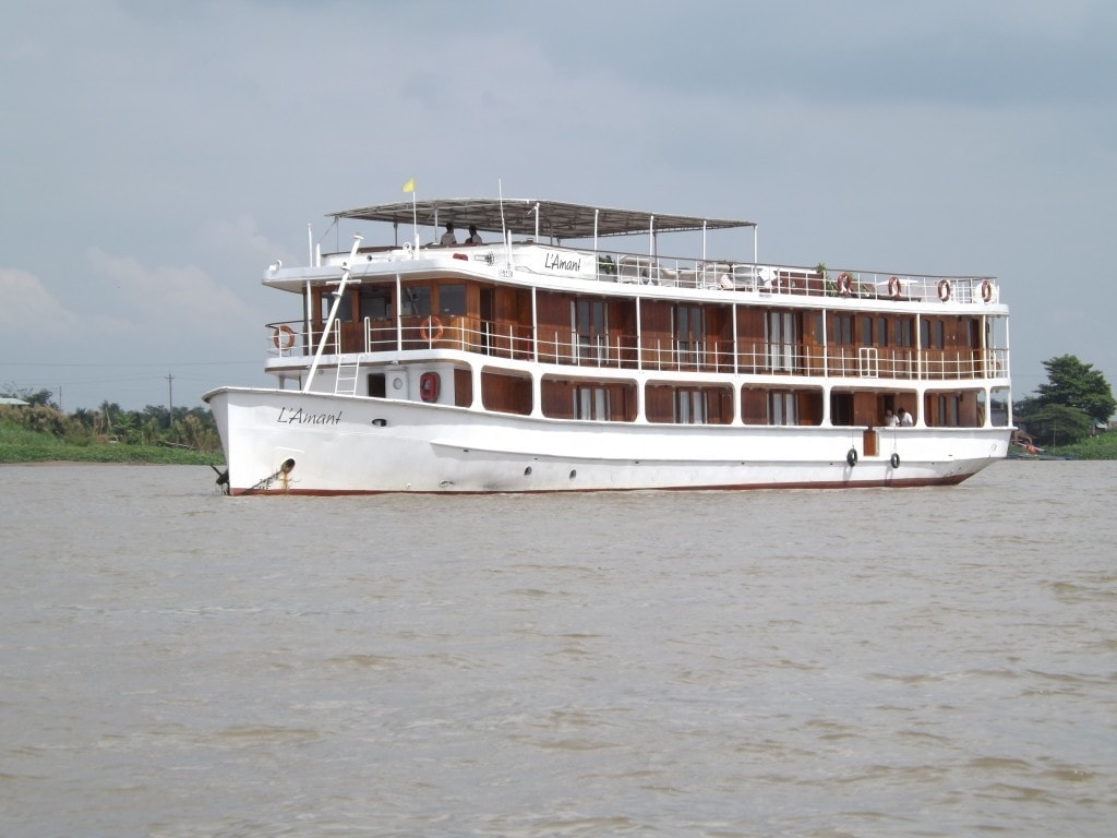 L'Amant Mekong Cruise Ship