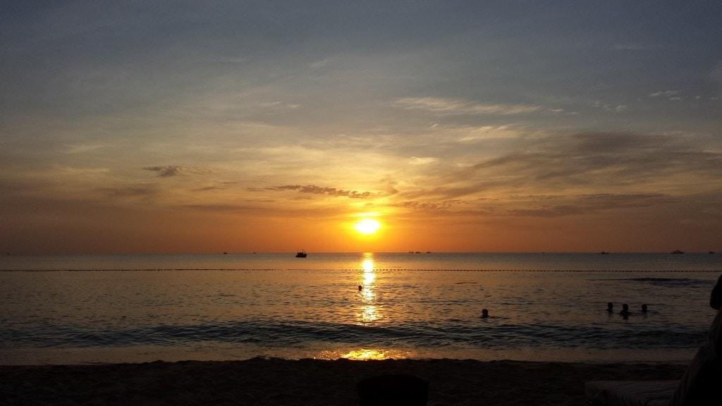 Sunset, Long Beach, Phu Quoc, Vietnam