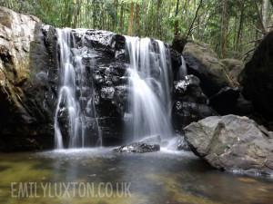 Waterfall on Phu Quoc island, Vietnam