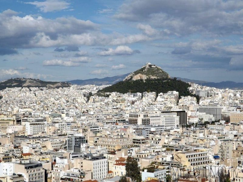 Veiw of Athens