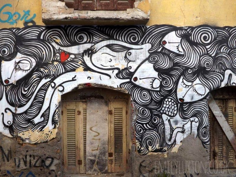 Psirri Street Art