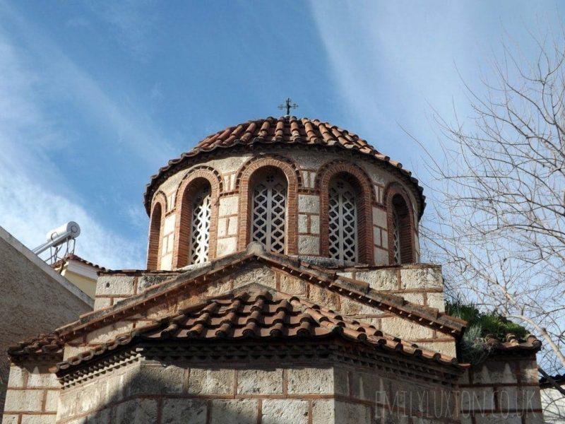 Byzantine Church in Psirri