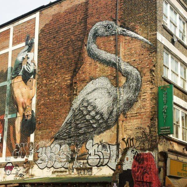 Best East London Street Artists
