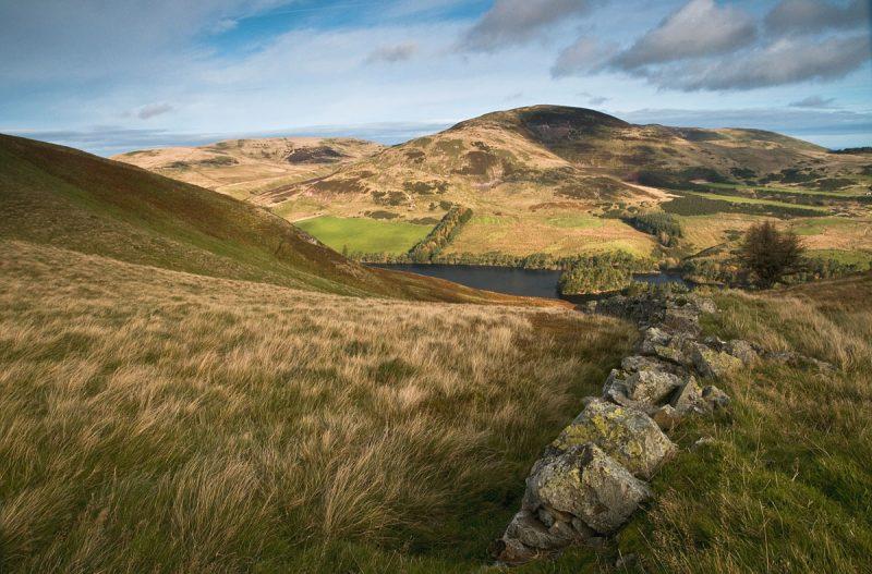 Pentland Hills Scotland