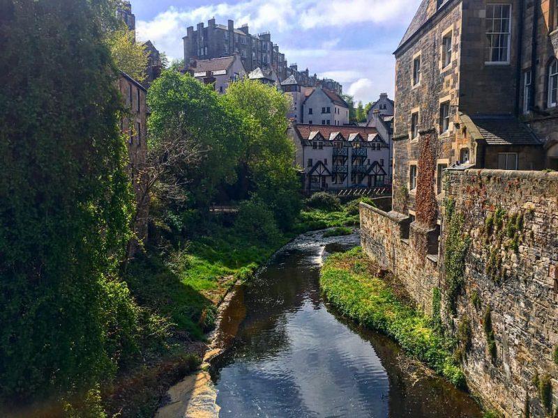 Water of Leith Edinburgh