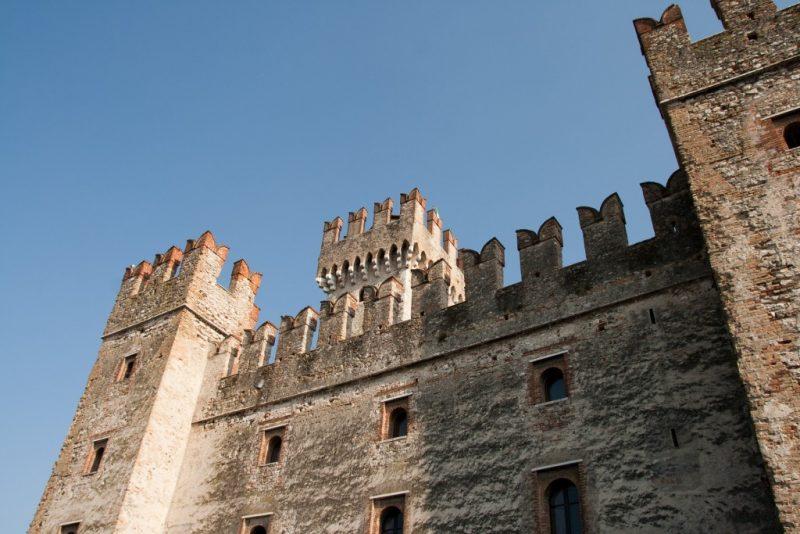 castle in Cremona