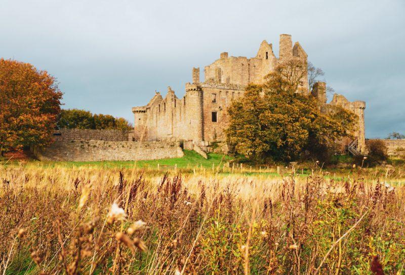 Craigmillar Castle Scotland