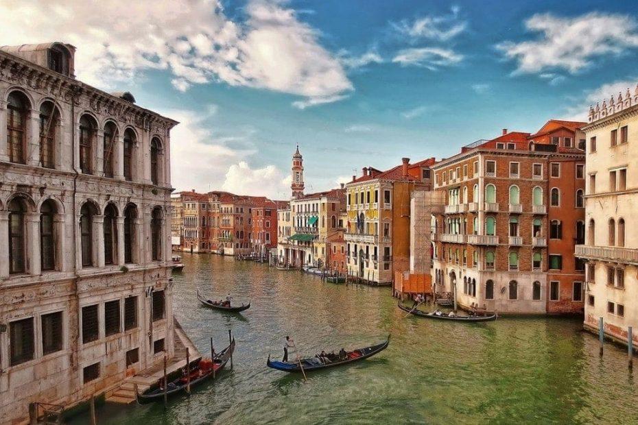 Venice off the beaten path