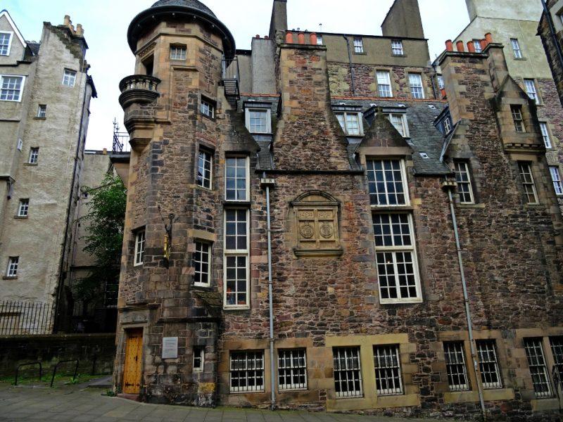 Writer's Museum Scotland