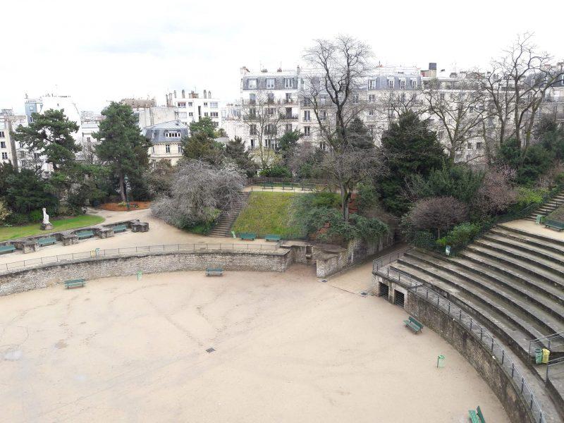 Arènes de Lutèce - Unusual things to do in Paris
