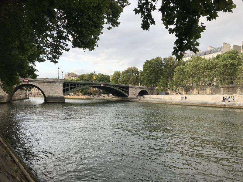 Square Barye Seine