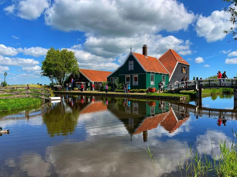 21 Places to Visit in The Netherlands (that AREN'T Amsterdam)