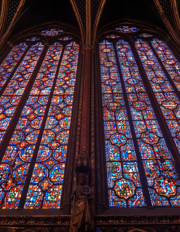 Unusual Things to do in Paris St Chapelle