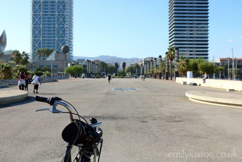 cycling routes catalunya
