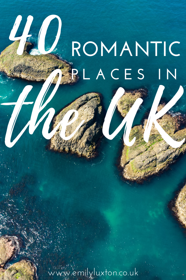 40 Romantic Places in the UK