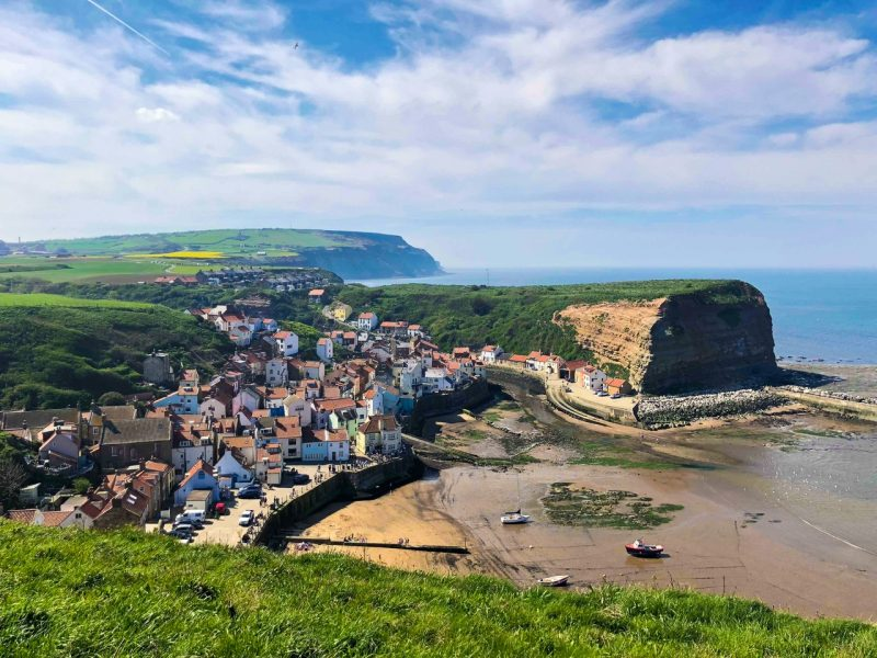 Staithes Most Romantic Places in England