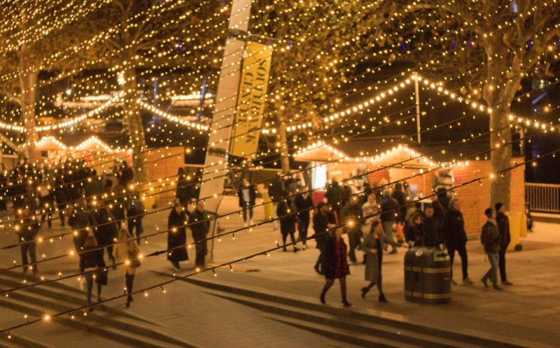 Southbank Centre Winter Market London