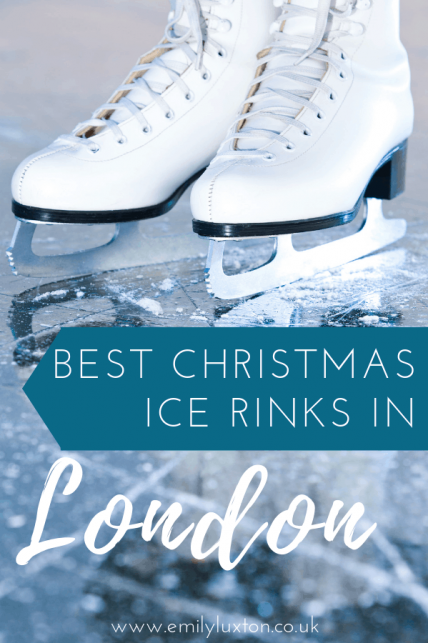 Ice Skating London Christmas: 8 Best Pop-Up Ice Rinks for 2019