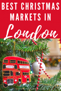 Best London Christmas Markets