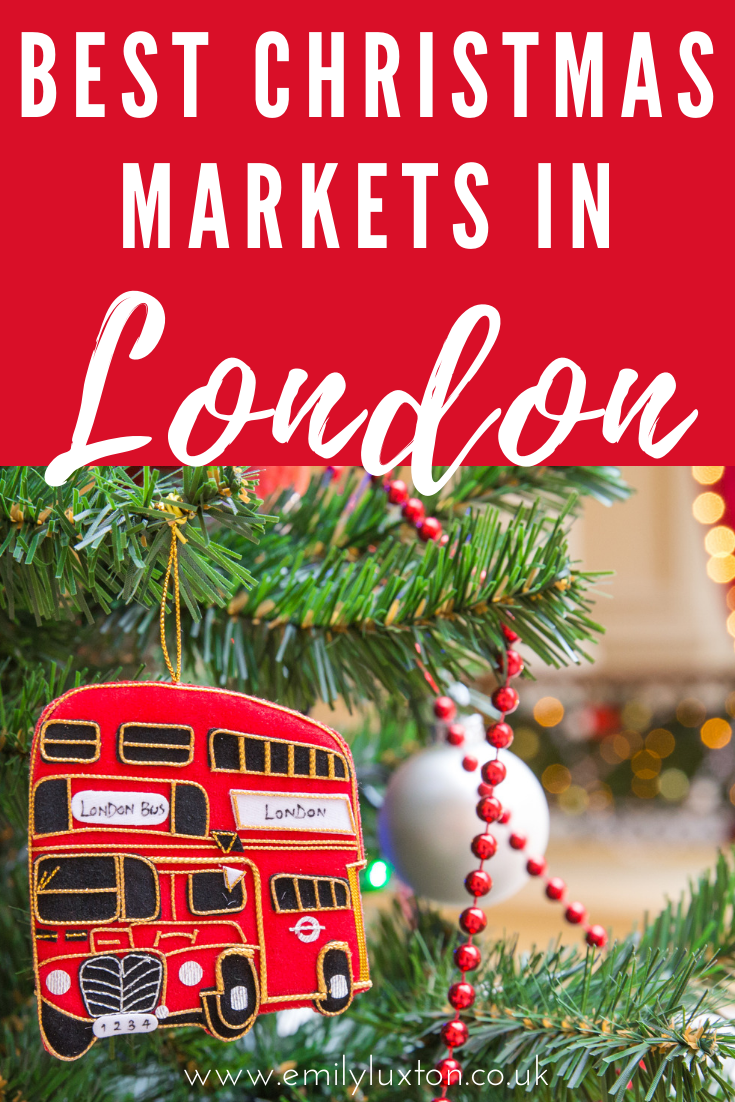 Best London Christmas Markets