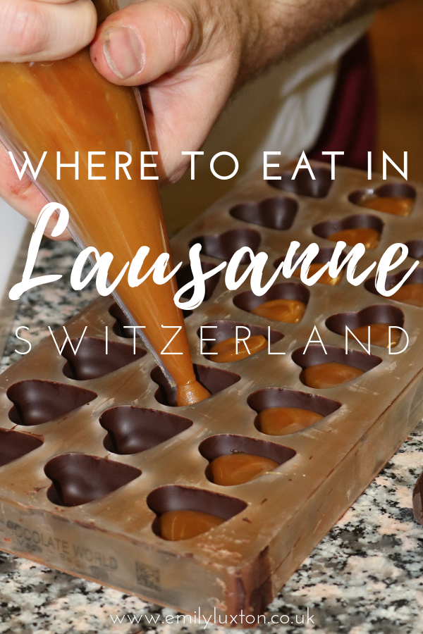 Where to Eat in Lausanne Switzerland