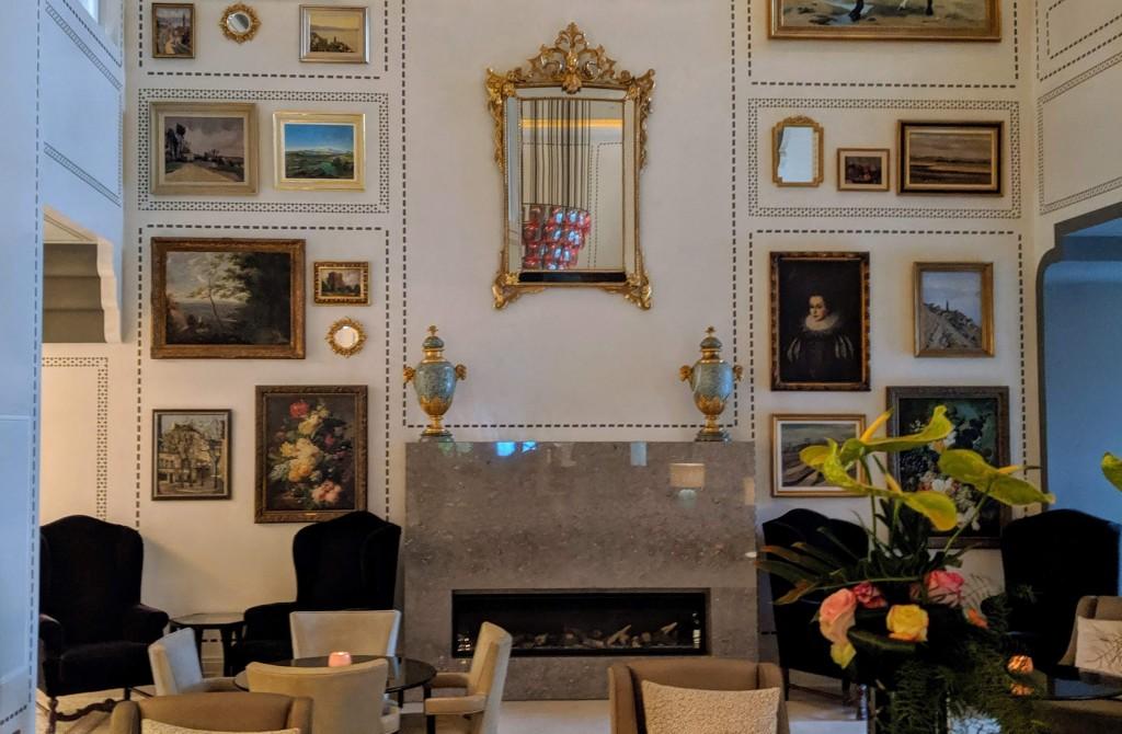 Brasserie du Royale at Hôtel Royal Savoy Lausanne