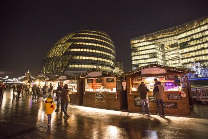 Best London Christmas Markets for 2020
