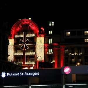 Christmas Lausanne