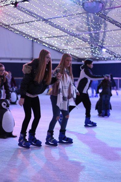 Ruxley Manor Ice Rink London