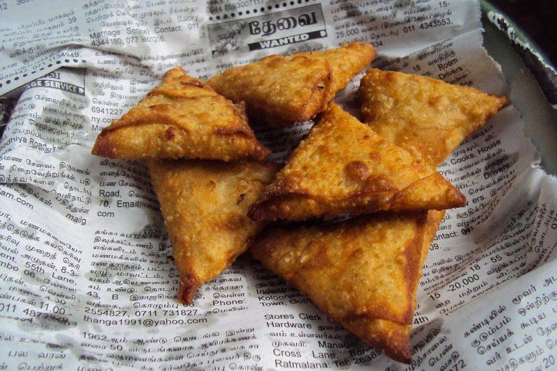 samosa dubai food guide