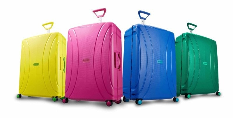 Lock 'n' Roll Suitcase by American Tourister