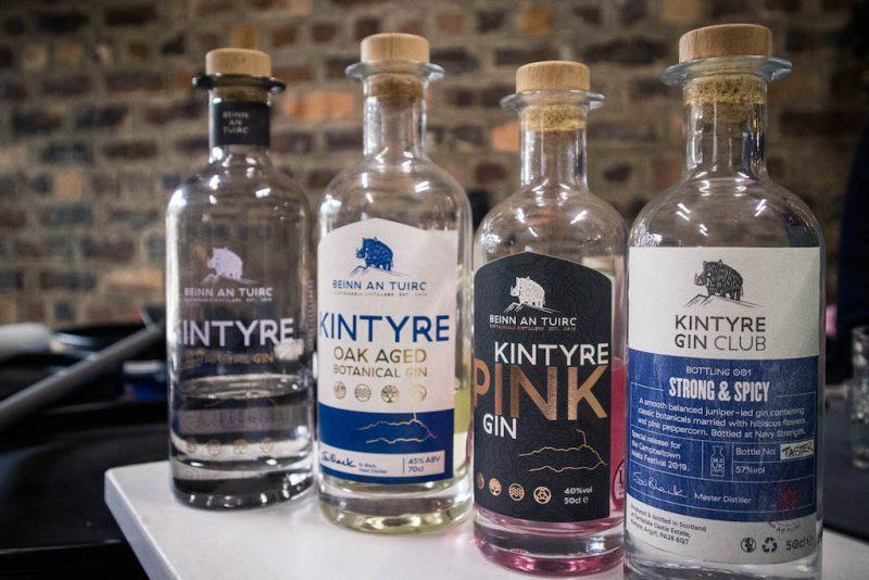 Kintyre Gin Scotland
