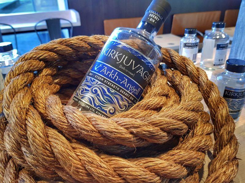 The Orkney Kirkjuvagr Gin Distillery