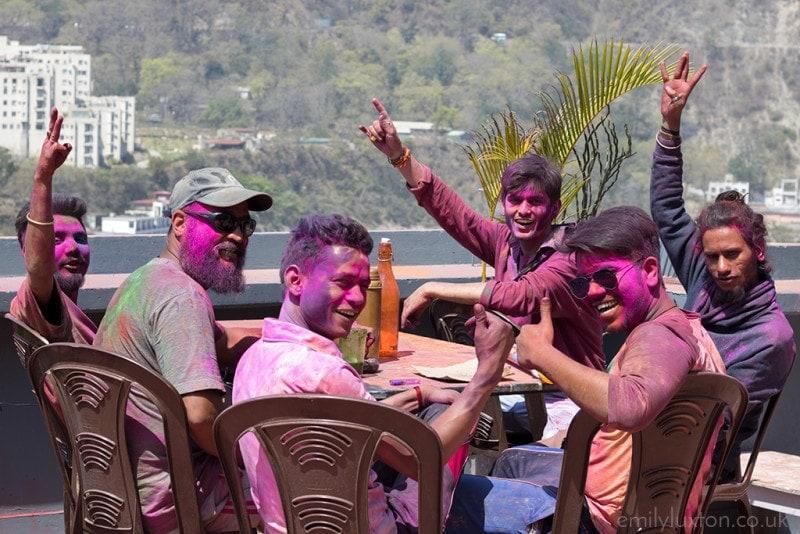 Holi Festival India 2016