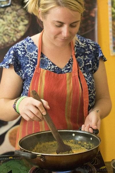 Cooking Classes Goa