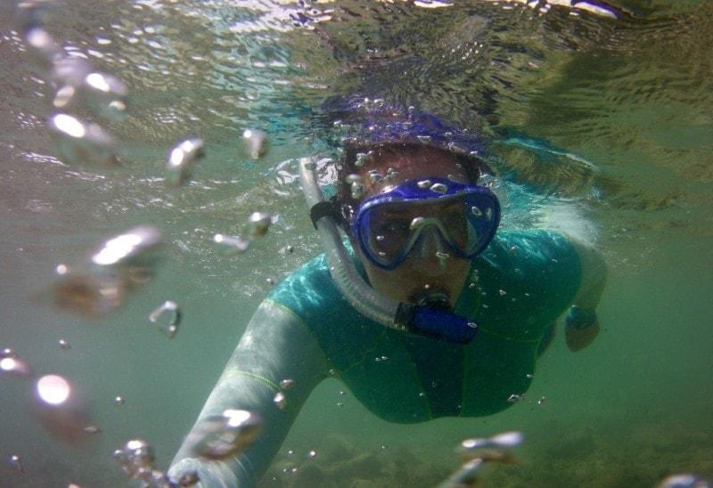 Scuba Diving Beauty Tips