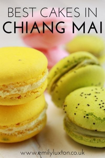 Best Cakes in Chiang Mai