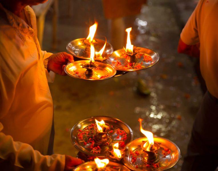 Ganga Aarti Ceremony India
