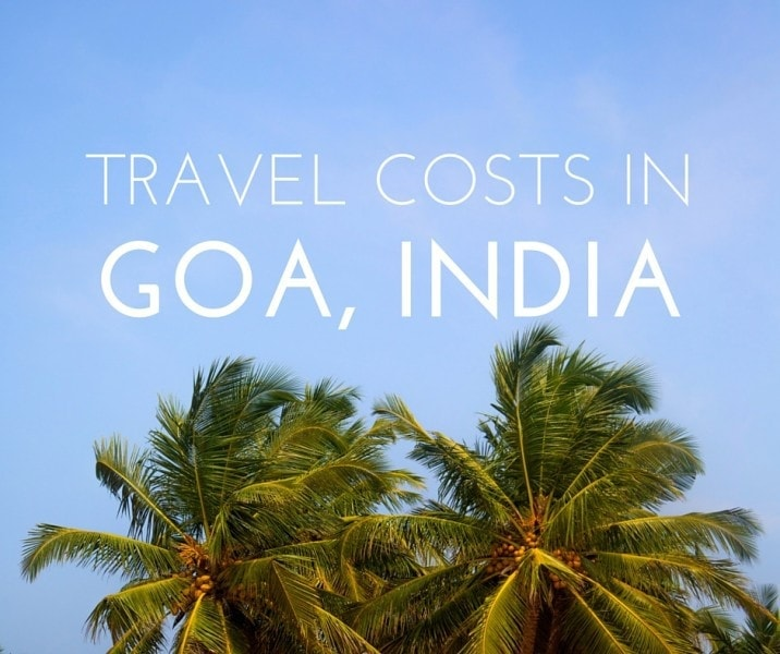 Travel Costs in Goa