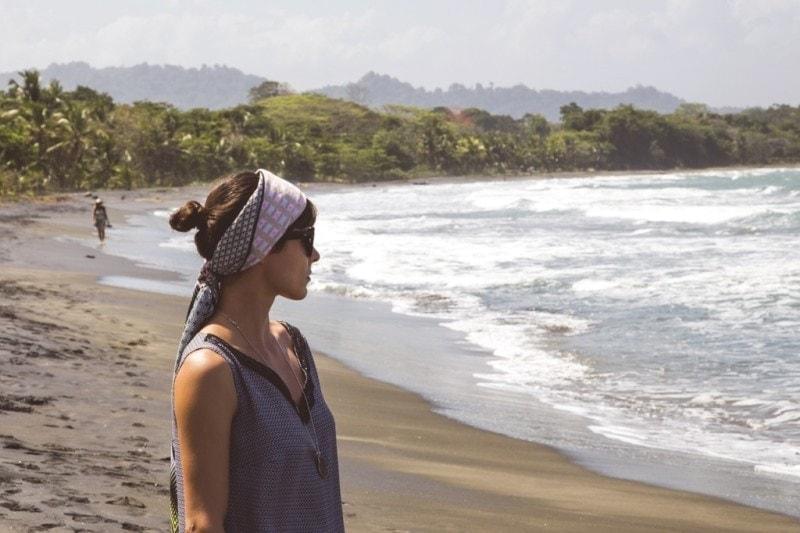 haircare tips for beach holidays