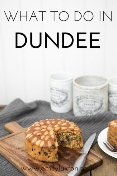 Creative and Fun Things to do in Dundee