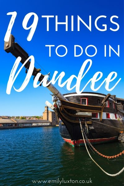 Things to do in Dundee